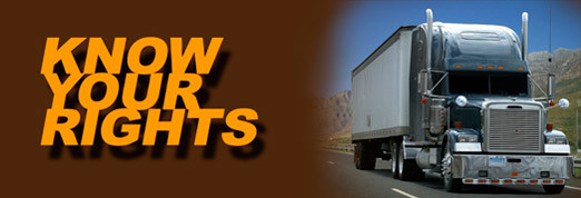 Truckers' Rights under FCRA