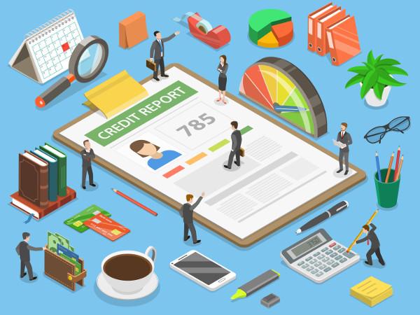 Elements of a Credit Report