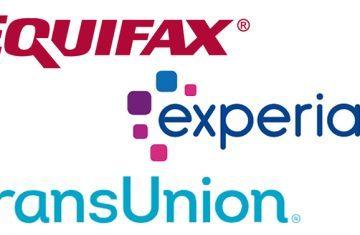 The Big Three Credit Bureau Logos