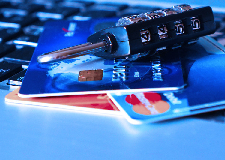 Credit Cards and Combination Lock